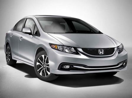 2013 Honda Civic Birmingham