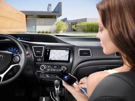 Hondalink Navigation App