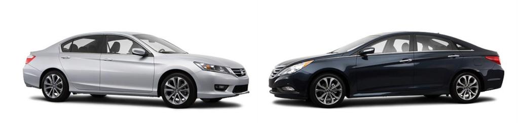 Honda accord vs hyundai sonata brannon honda reviews for Hyundai sonata vs honda civic