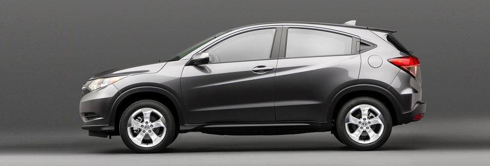 2015 Honda HR-V Side View