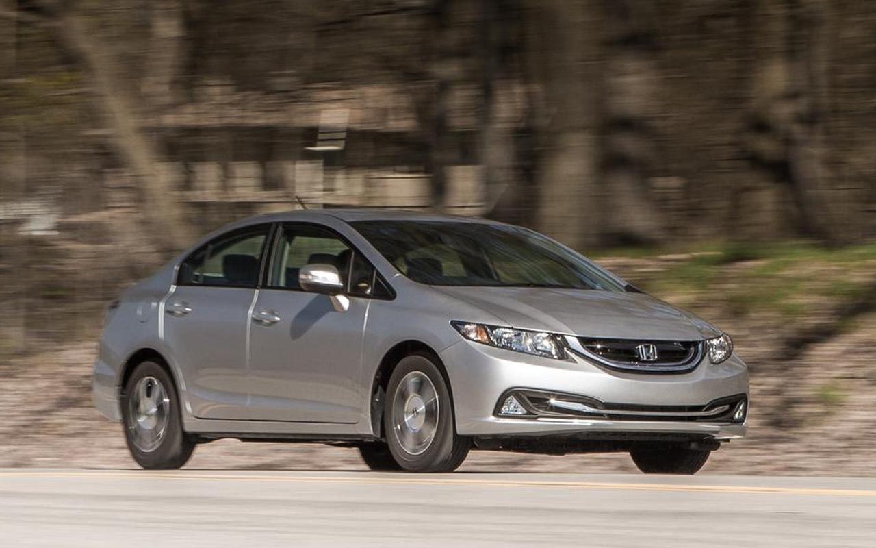 2015 Honda Civic Hybrid Birmingham