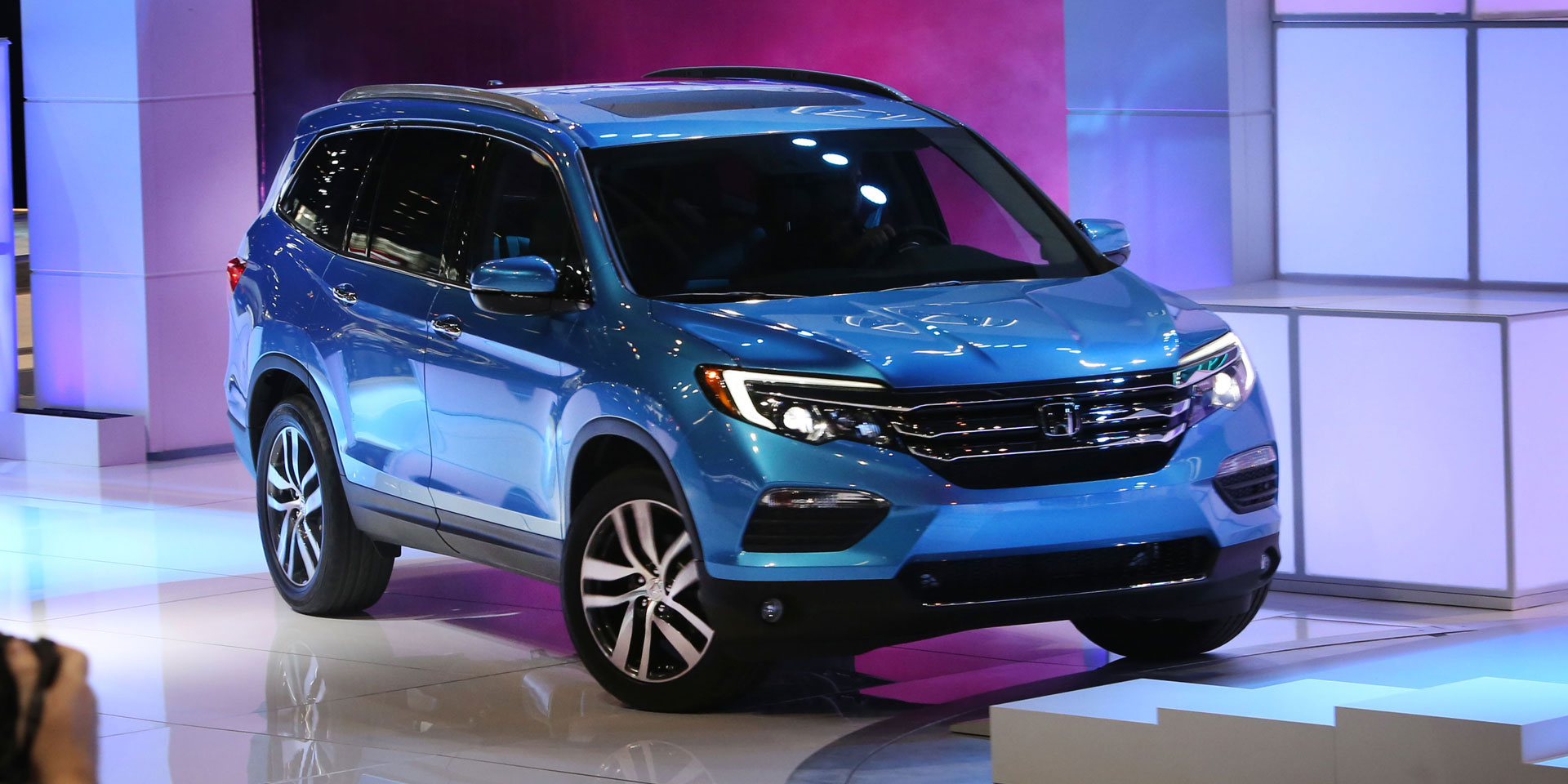 Honda Civic Pilot >> 2016 Honda Pilot Safety 1 Brannon Honda Reviews Specials And Deals