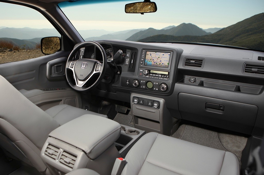 Get to Know the 2016 Honda Ridgeline - Brannon Honda ...