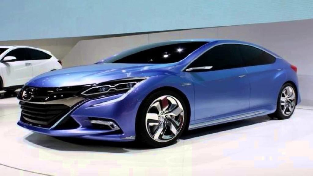 Ridgeline 2016 Honda Civic Redesign Honda Accord 2015   2016 - 2017 ...