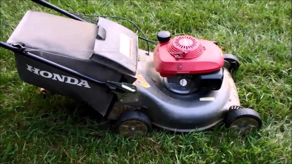 Honda Lawn Mower Fuel Birmingham