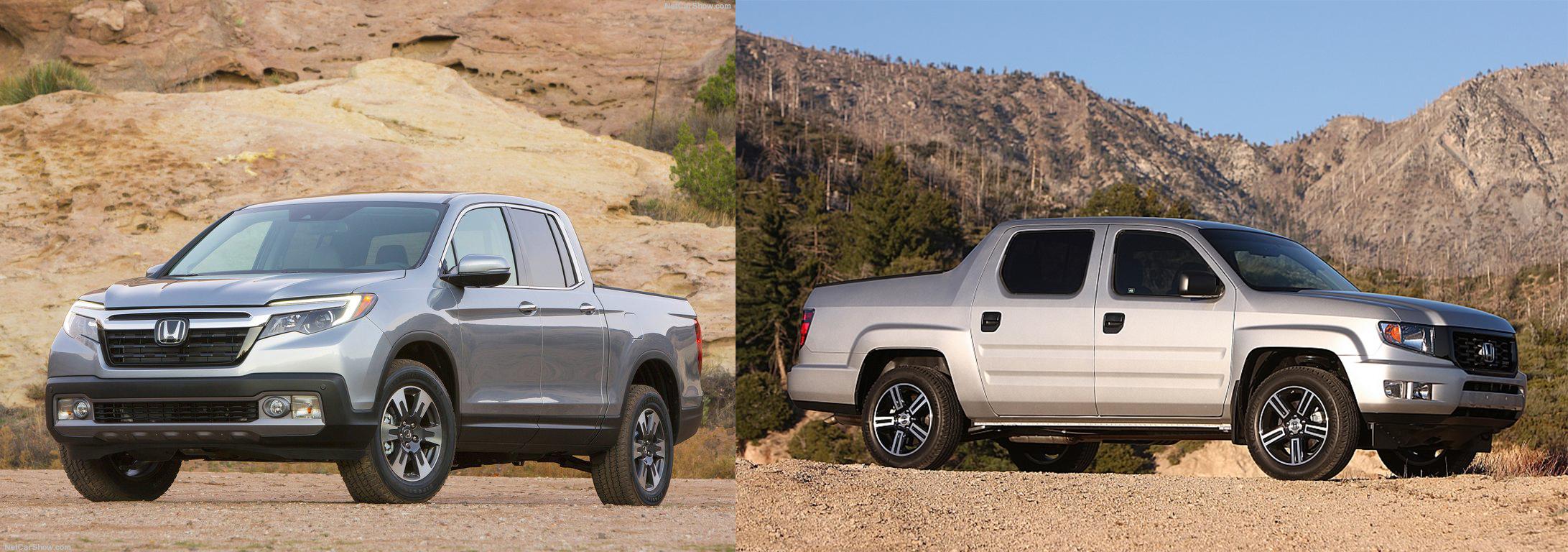 Chevy colorado 2015 compare 2014 ridgeline autos post for Honda ridgeline vs chevy colorado