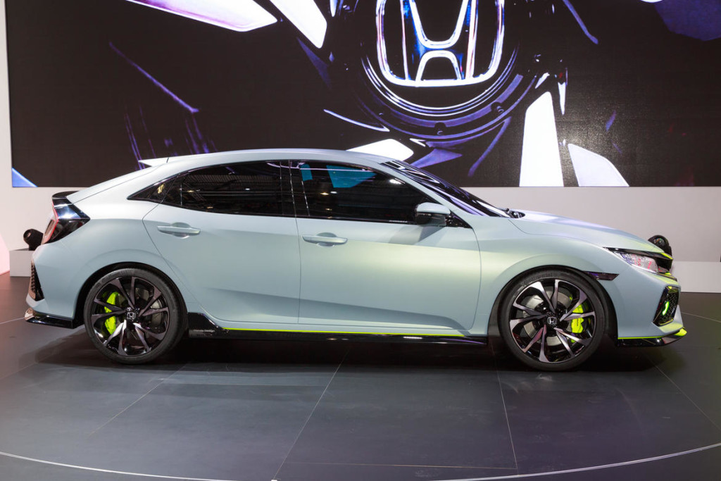 Honda introduced civic hatchback brannon honda reviews for Birmingham honda dealers