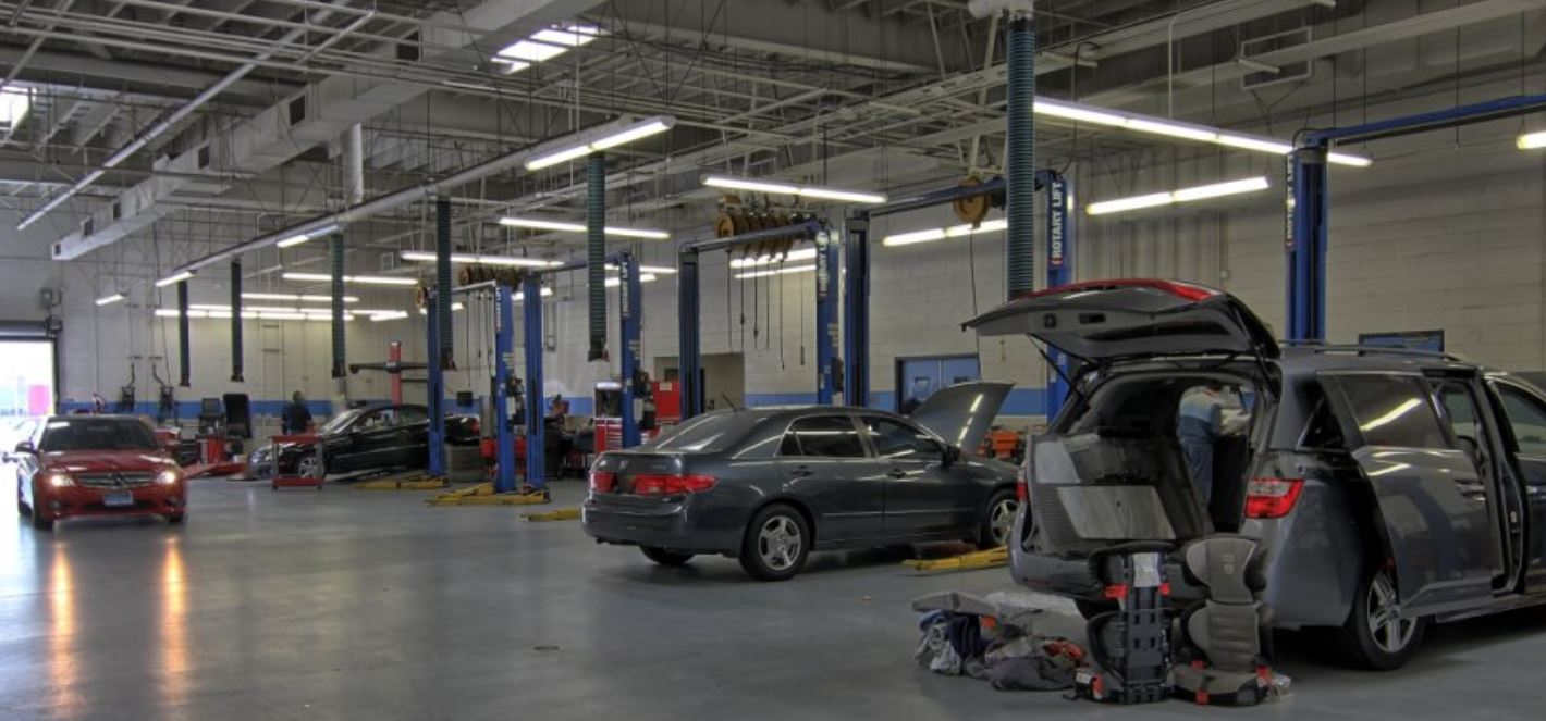 Finding the right service center for your honda brannon for Honda auto service