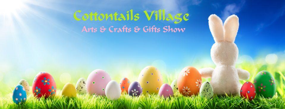 Conttontails Village Easter Craft Show Birmingham
