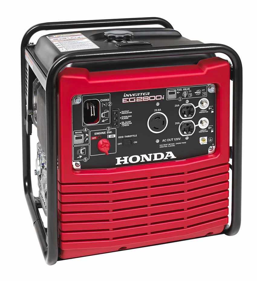 Meet the Newest Honda Generators