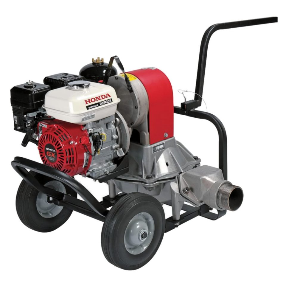 Choosing the Right Honda Trash Pump for Your Construction Site