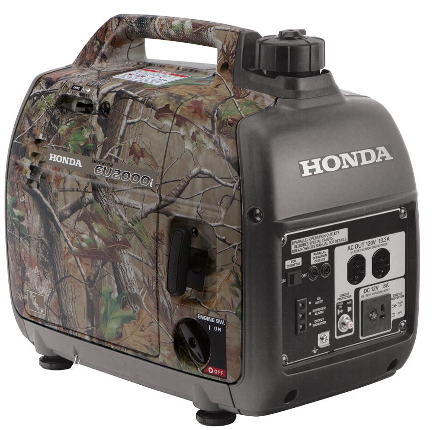 Honda Generator Care