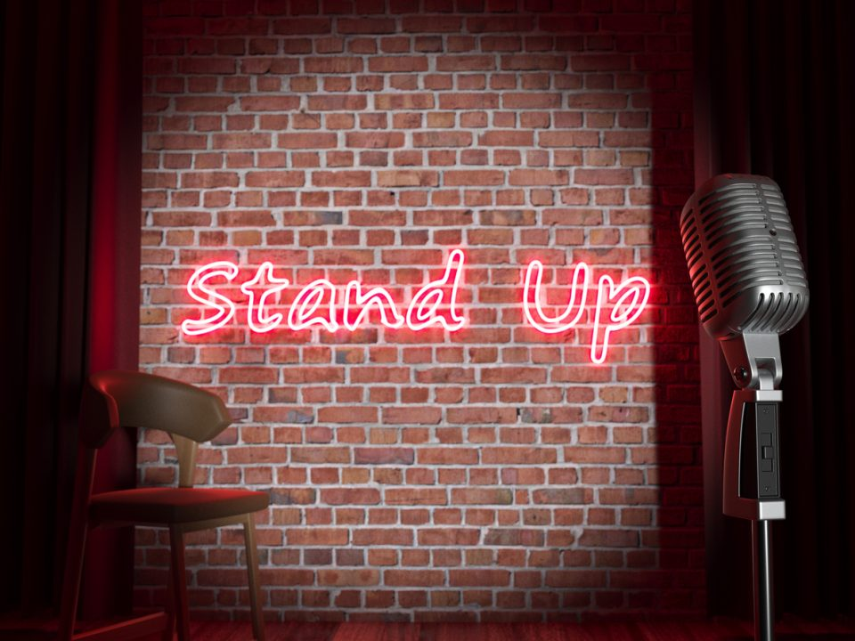 Upcoming Acts at the Stardome Comedy Club