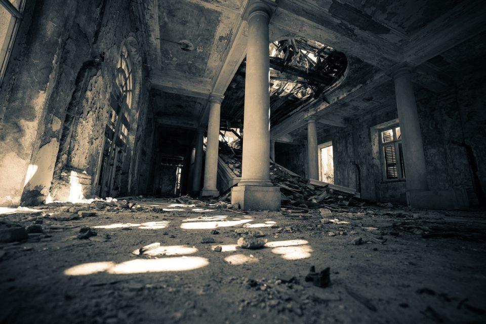 Alabama Haunted Houses
