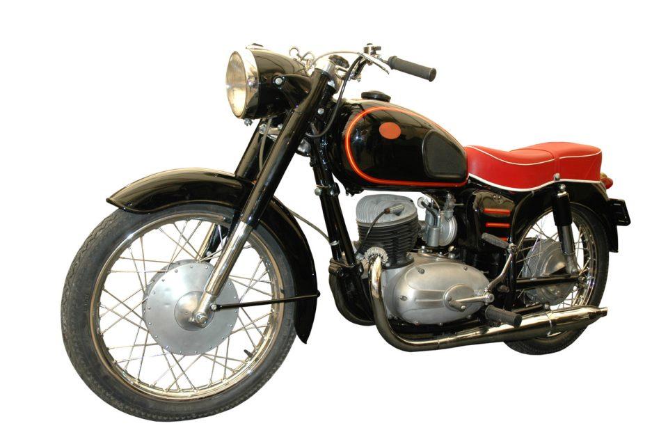 Barber Vintage Festival Motorcycle