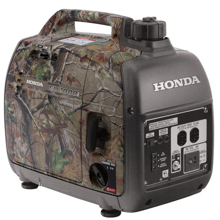Camo Honda Generator