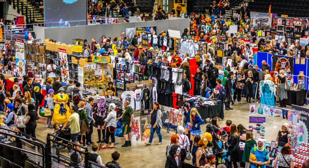 Alabama Comic Con 2019