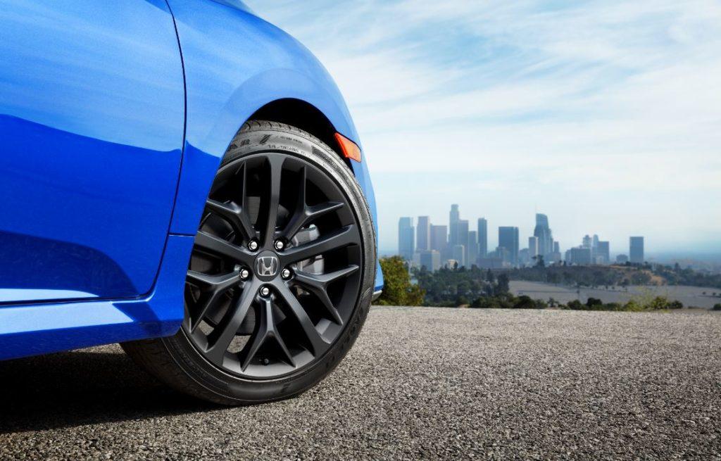 2020 Honda tires